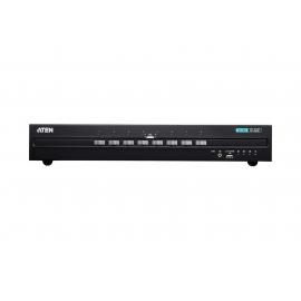 8-Port USB DisplayPort Dual Display Secure KVM Switch (PSS PP v3.0 Compliant)