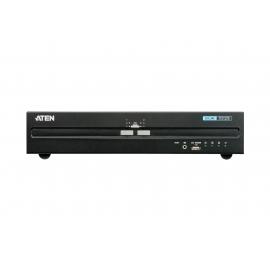 2-Port USB DVI Dual Display Secure KVM Switch (PSS PP v3.0 Compliant)