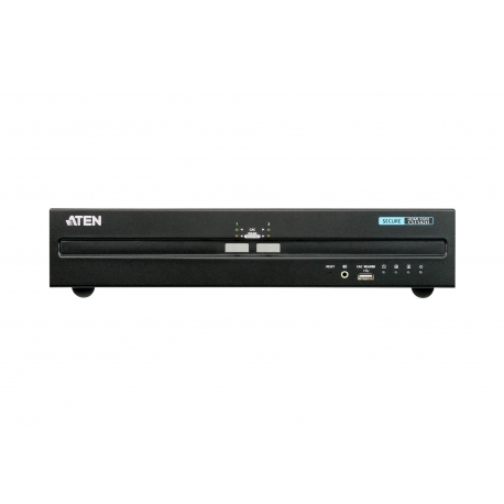 2-Port USB HDMI Dual Display Secure KVM Switch (PSS PP v3.0 Compliant)