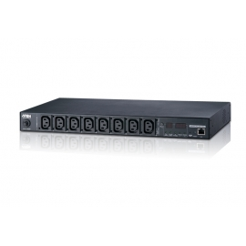 Eco PDU 8 Outlet 15A/10A 1U Metered (C13x8) | ATEN