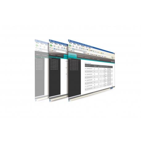 Energy & DCIM Management Web GUI