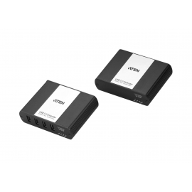 4-Port USB 2.0 Cat 5 Extender over LAN