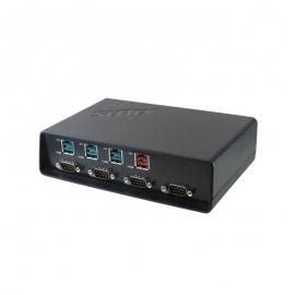 RS-232 / Powered USB Device Hub
