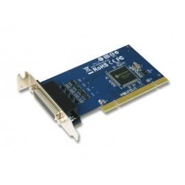 2-port RS-422 / 485 Low Profile Universal PCI Board