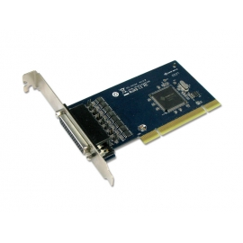 Industrial 4-port RS-422/485 Universal PCI Board