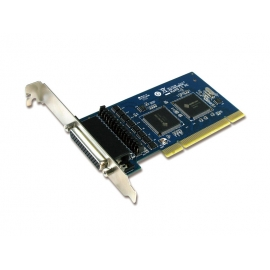 Industrial 8-port RS-422/485 Universal PCI Board
