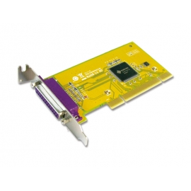 1-port IEEE1284 Parallel Universal PCI Low Profile Board