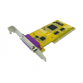 1-port Remap IEEE1284 Parallel Universal PCI Board
