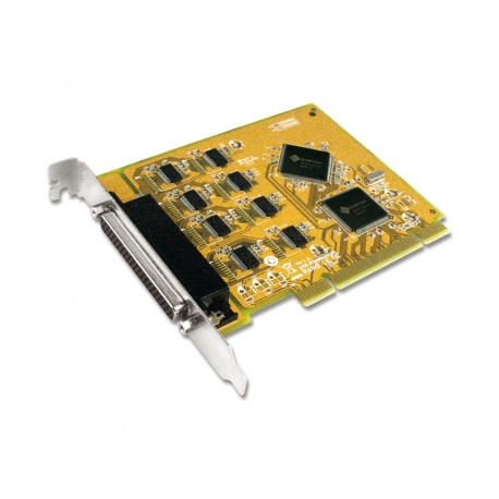 8-port RS-232 High Speed Universal PCI Serial Board