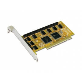 8-port RS-232 Universal PCI Serial Embedded Type Board