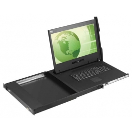 "21"" FHD LCD Console Drawer"
