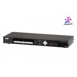 4-Port USB HDMI Multi-View KVMP™ Switch