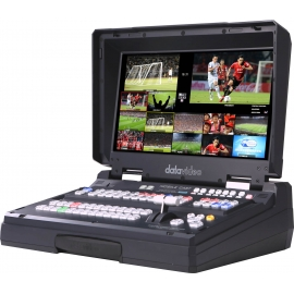 HD 12-Channel HD Portable Video Streaming Studio