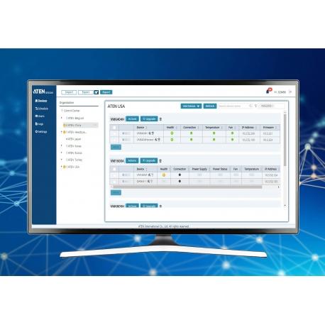 Global AV Management Platform