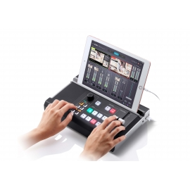 StreamLIVE™ HD All-in-One Multi-channel AV Mixer อุปกรณ์สำหรับออกแบบสื่อการสอนออนไลน์