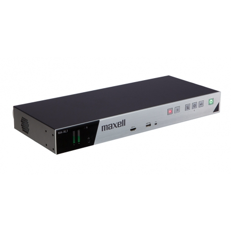 Maxell's Integrated Lecture Capture Solution