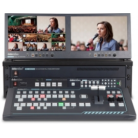 Datavideo GoKits 6 Channel HD Portable Video Production Studio