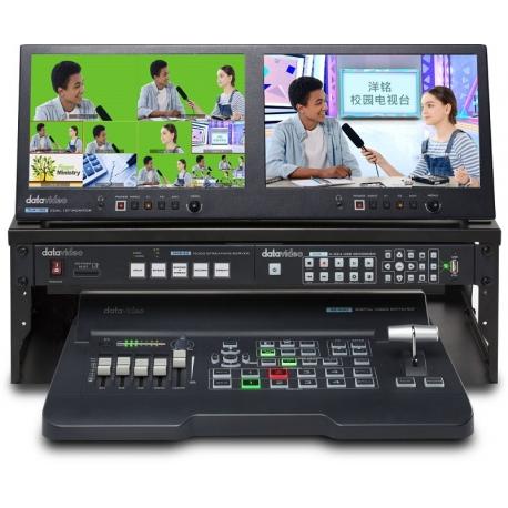 Datavideo GoKits 4 Channel HD Portable Video Production Studio