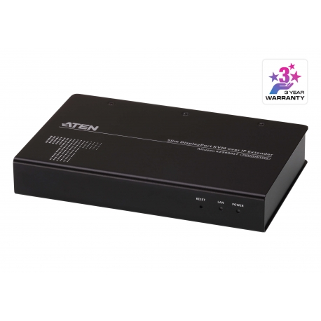 DisplayPort Single Display KVM over IP Transmitter