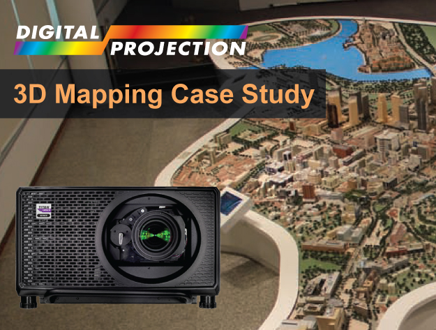 digital projector mapping