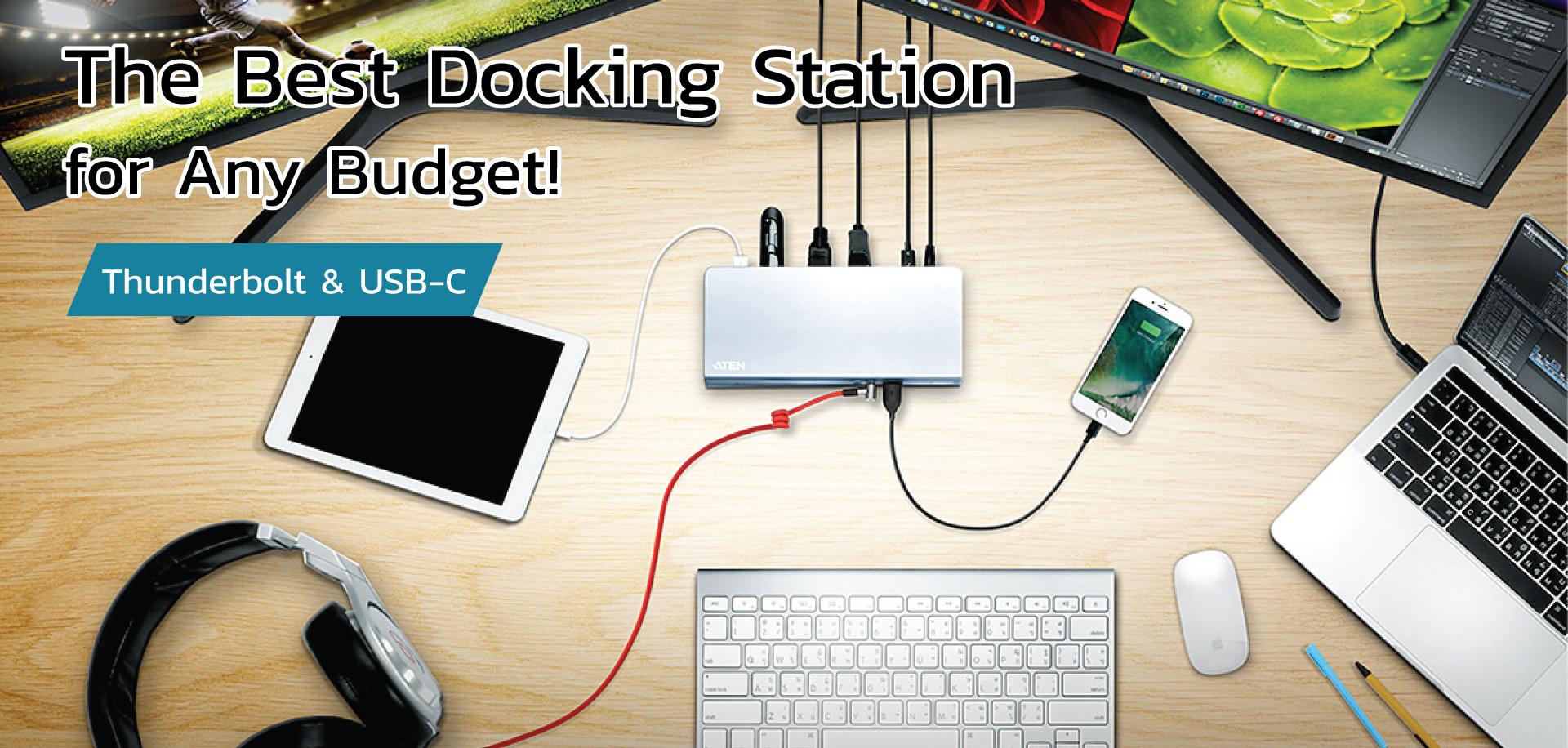 ATEN Docking Station