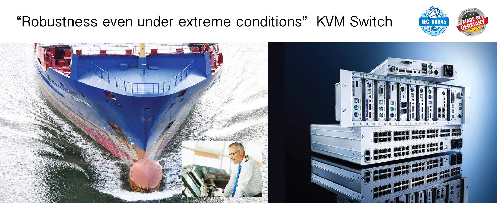 kvm switch for extream condition